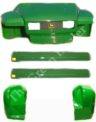 Newly listed JOHN DEERE GATOR PLASTIC REPLACEMENT KIT FITS 6X4