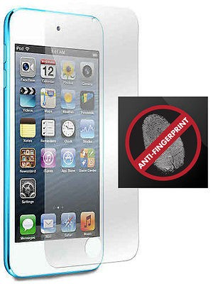 ANTI GLARE FINGERPRINT LCD SCREEN PROTECTOR SCRATCH SAVER FOR iPOD