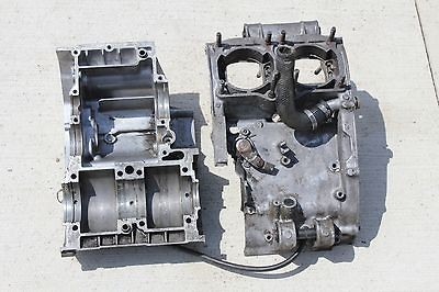 Yamaha Banshee matched CASES crankcase engine 1987 2006 #5815