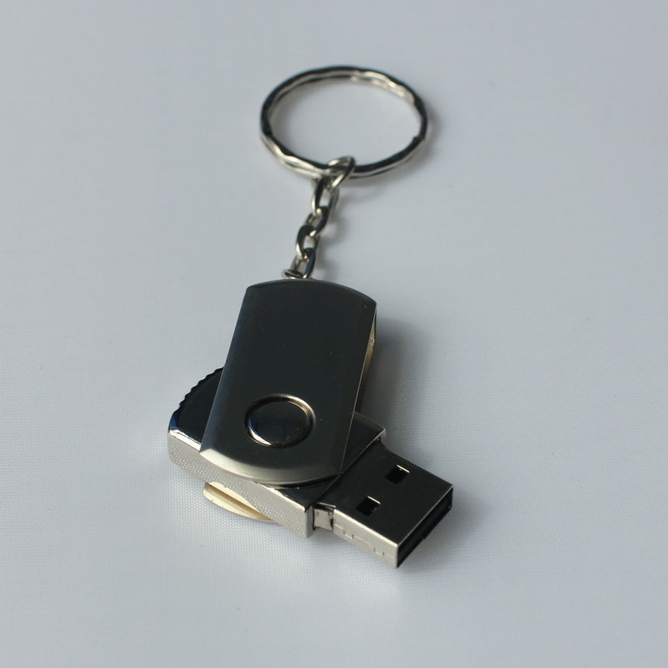 4gb usb flash drive metal thumb usb flash memory drive