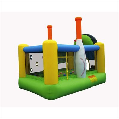 Bounceland All Sports Center Bounce House 9110