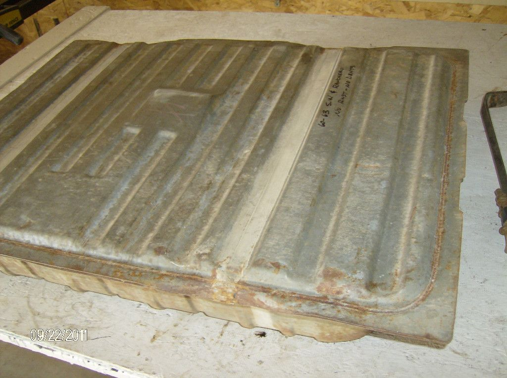 1960 63 Ford Falcon Station Wagon Ranchero Original Gas Tank