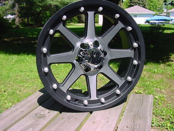XD Addict 798 17 x 9 Ford Chevy Dodge RAM Jeep Wheels