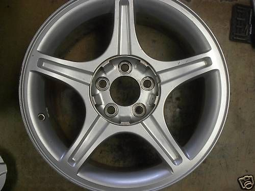 1999 99 2000 00 2001 01 2002 02 03 04 Ford Mustang Alloy Wheel Rim 17