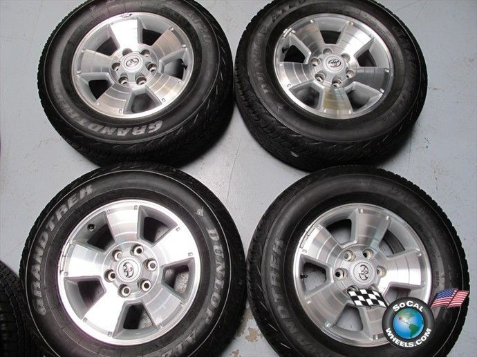 05 11 Toyota Tacoma Factory 17 Wheels Tires Rims 4Runner FJ Tundra